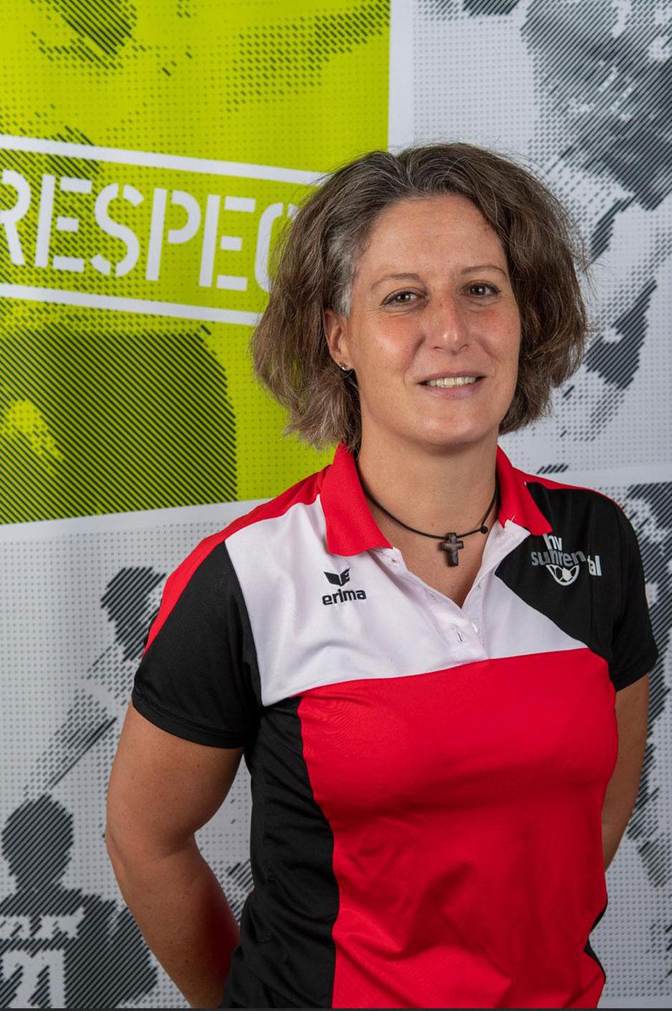 HVS Vorstand Debbie Wehrli-Faes