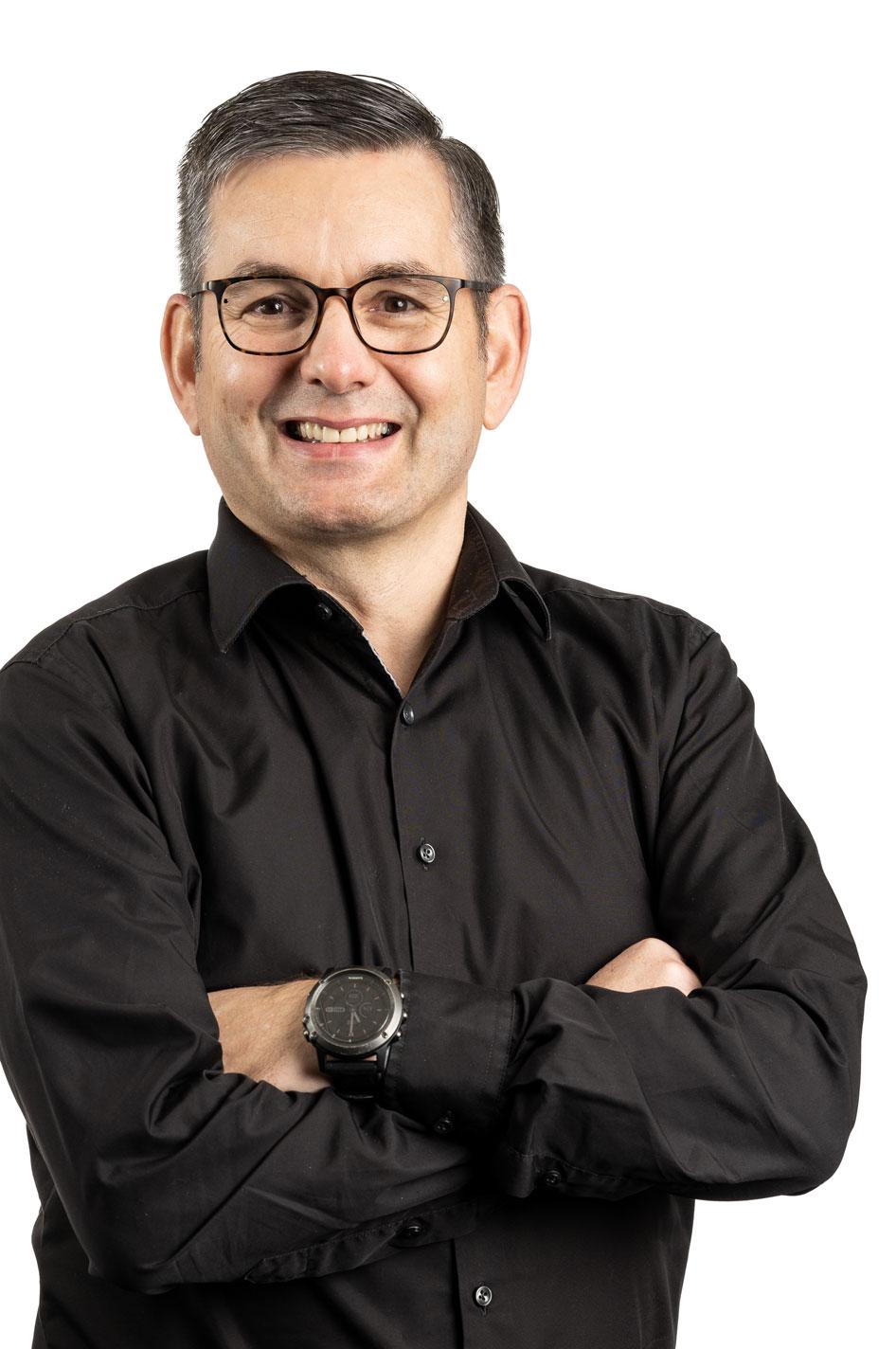 HVS Vorstand Markus Wetter