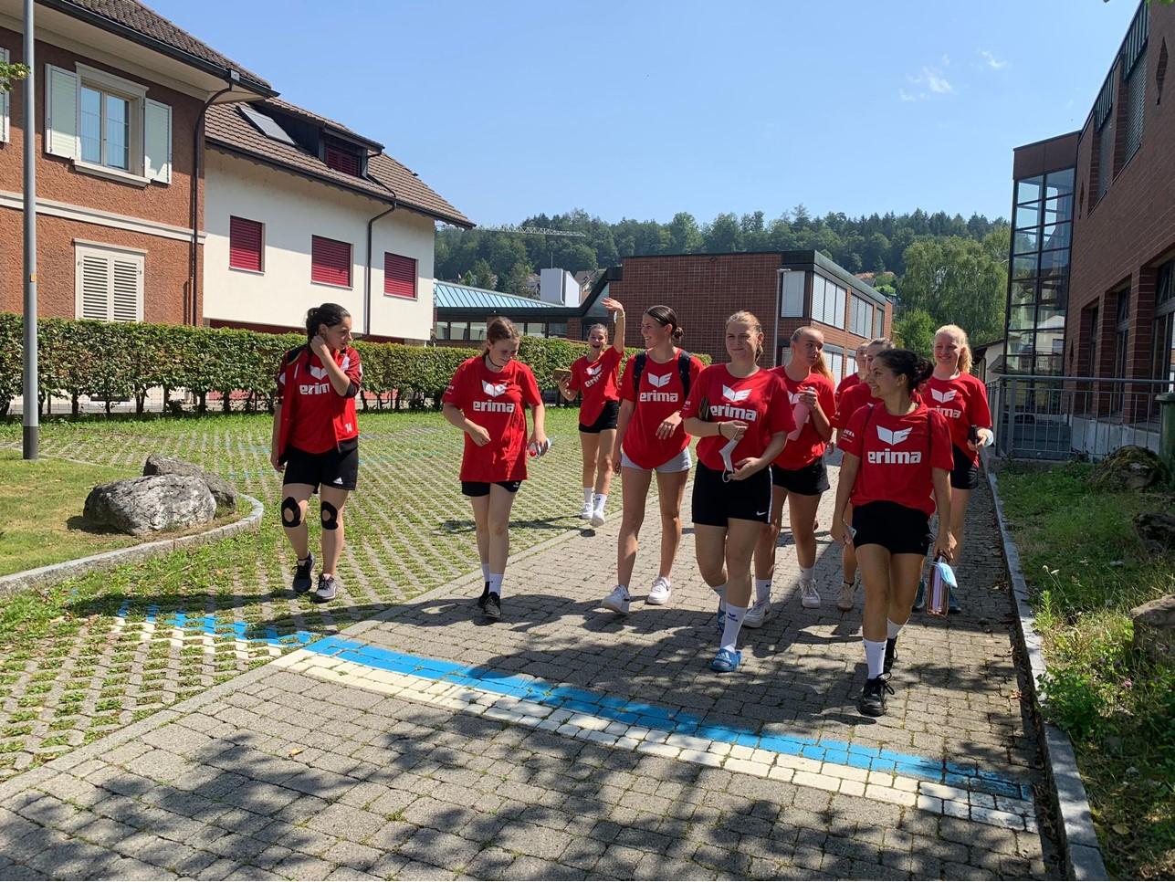 HV Suhrental FU18 Trainingsweekend