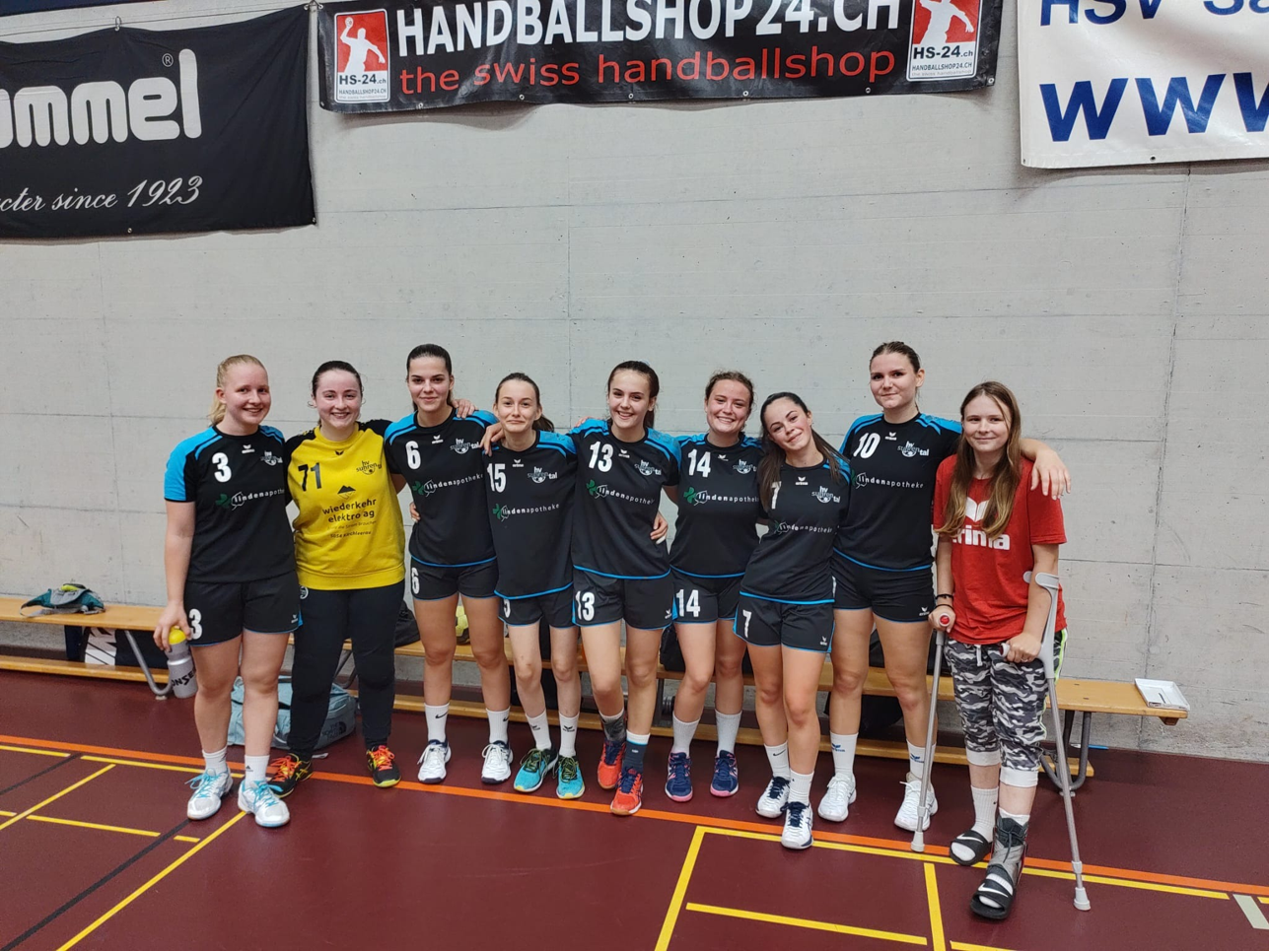 HV Suhrental FU18 erstes Heimspiel