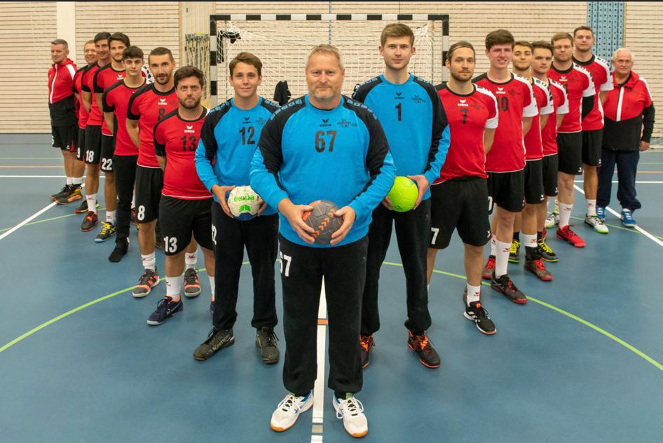 Teamfoto Herren 1 HV Suhrental Saison 2021/2022